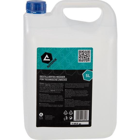 Destilliertes Wasser ca. 5l - KONVENTIONELL (5l)