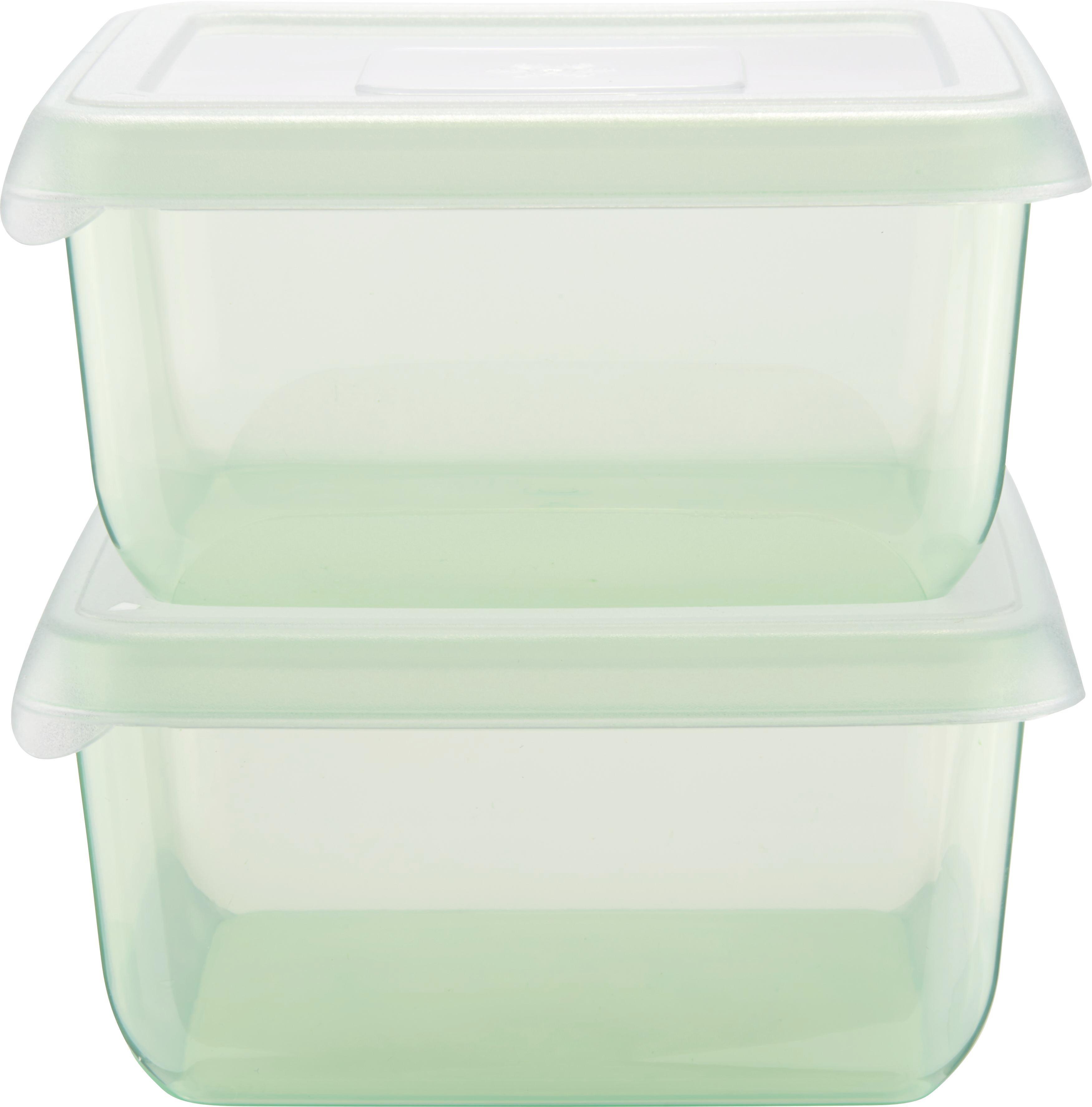 Műanyag Edény Többféle Méret - lila/türkiz, műanyag (0,13-5l) - MÖMAX modern living
