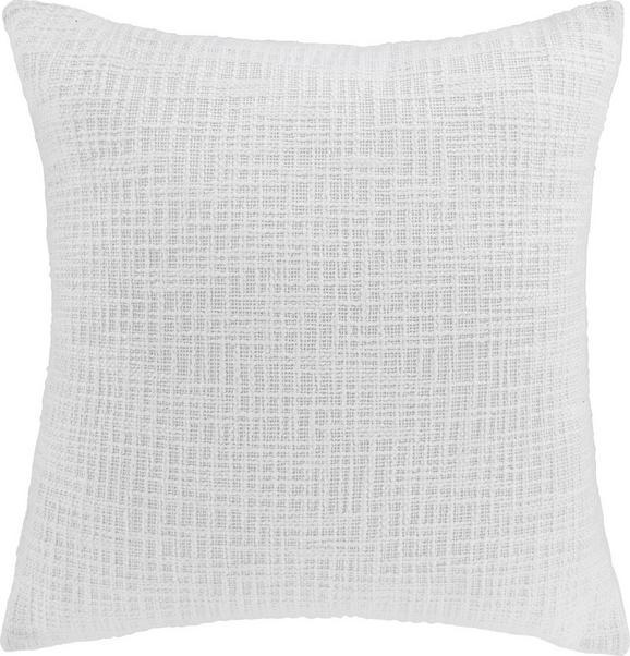 Zierkissen Yves, ca. 45x45cm - Creme, MODERN, Textil (45/45cm) - Mömax modern living