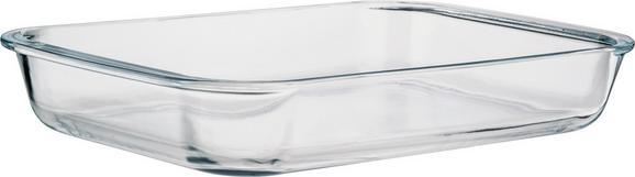 Sütőforma Greta - tiszta, üveg (34,2/5,2/20,7cm) - MÖMAX modern living