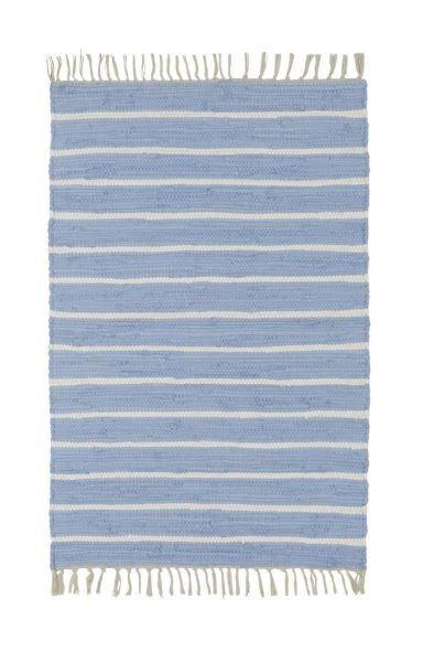 Szőnyeg Toni 2 - kék, modern, textil (80/150cm) - MÖMAX modern living