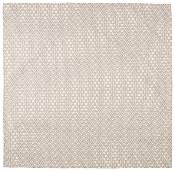 Tischdecke Ameline in Taupe - Taupe, ROMANTIK / LANDHAUS, Textil (85/85cm) - Zandiara