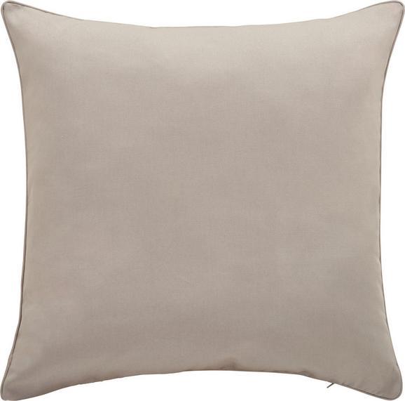 Párnahuzat Steffi Paspel - világosszürke, textil (50/50cm) - MÖMAX modern living