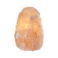 Namizna Svetilka Stone - oranžna, Trendi, kamen (12/14cm)