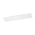 LED-Leuchtenpaneel max. 31 Watt 'Salobrena-CL' - Weiß, MODERN, Kunststoff/Metall (120/30/9cm) - Bessagi Home