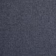 Boxspringbett Rosa 140x200cm inkl. Topper - Anthrazit/Schwarz, MODERN, Holz/Kunststoff (205/140/103cm) - MÖMAX modern living