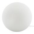 Tischleuchte Balla, max. 40 Watt - Weiß, Glas (25cm) - Mömax modern living
