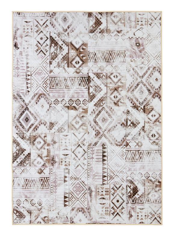 Tuftteppich Kashi Beige 160x230cm - Beige, Textil (160/230cm) - MÖMAX modern living