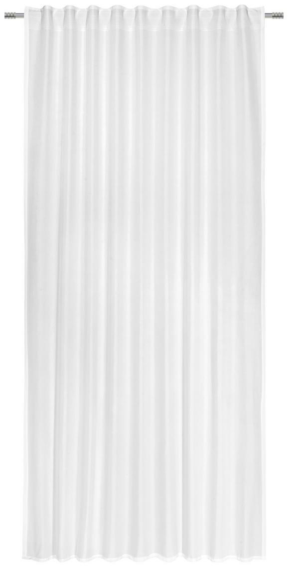 Fertigvorhang Gerd in Weiß, ca. 140x250cm - Weiß, Textil (135/245cm) - Mömax modern living