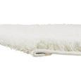 Covor Shaggy Stefan - alb, Modern, textil (80/150cm) - Mömax modern living