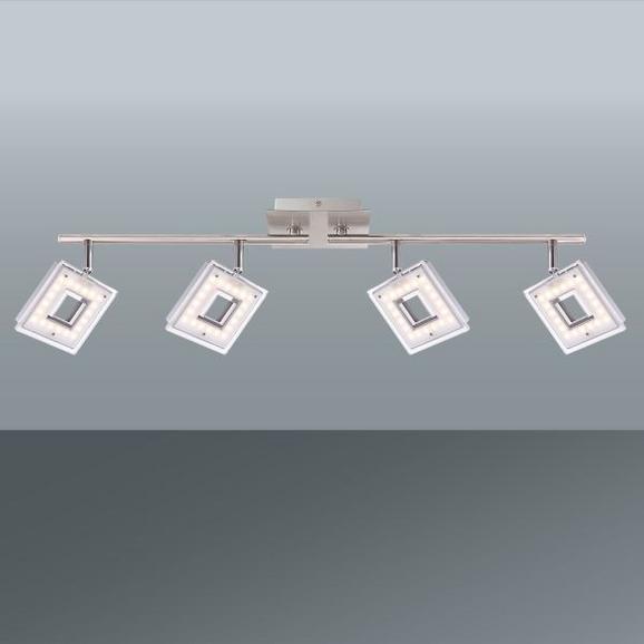 Strahler Kerstin, max. 4x4,2 Watt - KONVENTIONELL, Kunststoff/Metall (69/17,6cm) - MÖMAX modern living