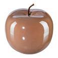 Dekoapfel Provence I Altrosa - Altrosa, Keramik (15/12,5cm)