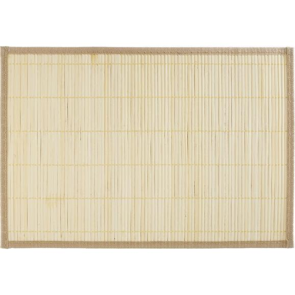 Suport Farfurie Asia - culoare natur, lemn (30/45cm) - Modern Living