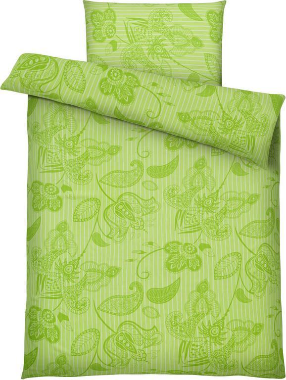 Bettwäsche Marietta, ca. 135x200cm - Grün, Textil (135/200cm) - MÖMAX modern living