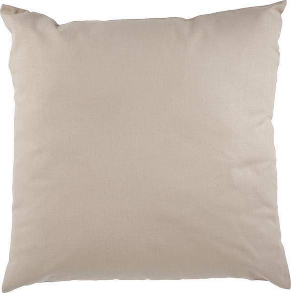PERNĂ DECORATIVĂ Pernă decorativă ''Zippmex'' - Gri deschis, Material textil (50/50cm) - BASED