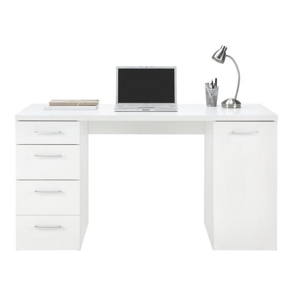 Schreibtisch Weiß Online Kaufen Mömax