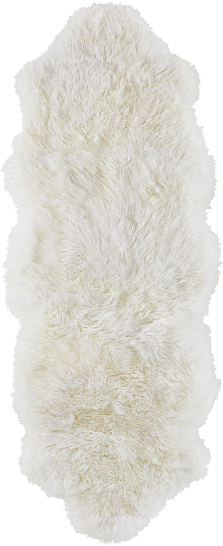 Birkabőr Polaris - fehér, romantikus/Landhaus, további természetes anyagok (45/130cm) - MÖMAX modern living