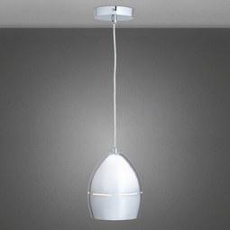 Hängeleuchte Diana - Chromfarben, LIFESTYLE, Metall (15,5/15,5/120cm) - MÖMAX modern living