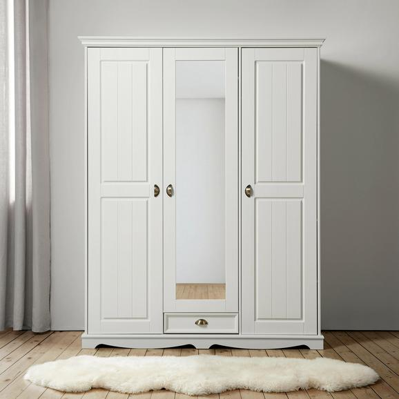 kleiderschrank claudia wei holzmetall 156194595cm artikel nur online - Kleiderschrank Online Kaufen