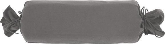Prevleka Blazine Basic - siva, tekstil (15/40cm) - Mömax modern living