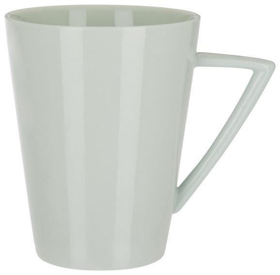 Lonček Za Kavo Pura Mint - meta zelena, Moderno, keramika (8,7/10,6cm) - Mömax modern living