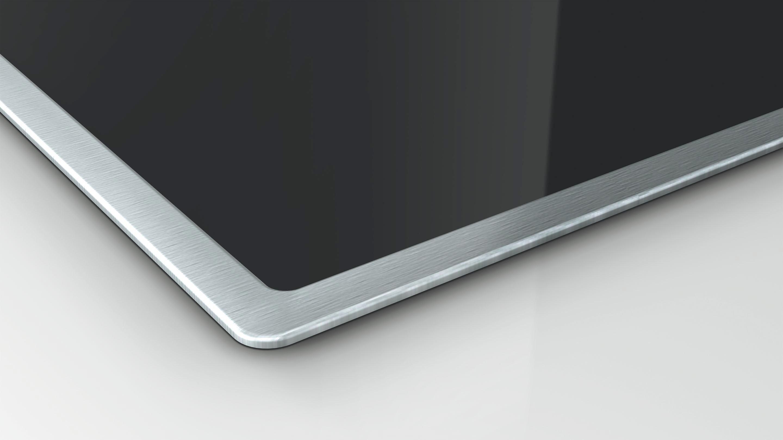 Induktionskochfeld Bosch Pin845f17e, 4 Kochzonen - KONVENTIONELL, Glas/Metall (79,5/5,5/51,7cm) - BOSCH