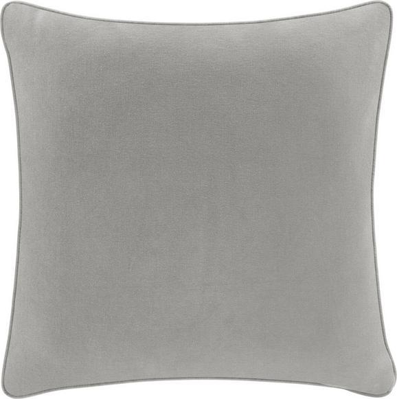 Zierkissen Carolyn 45x45cm - Taupe, MODERN, Textil (45/45cm) - Mömax modern living