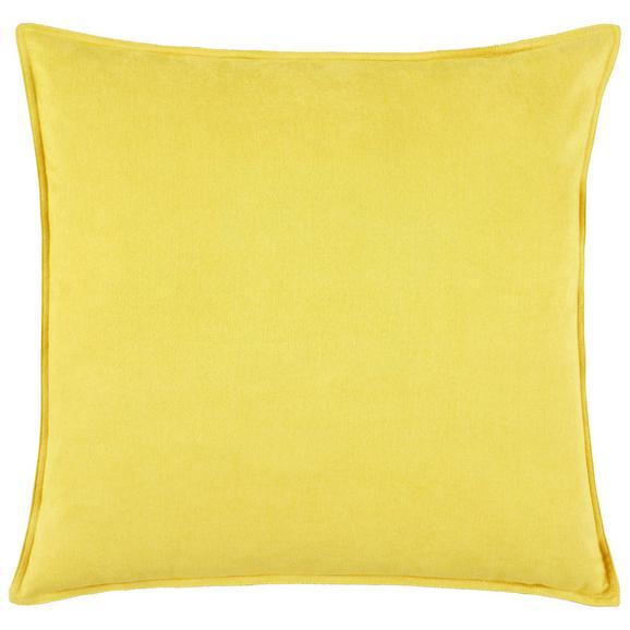 Okrasna Blazina Nizza -ext- - rumena, tekstil (60/60cm) - Mömax modern living