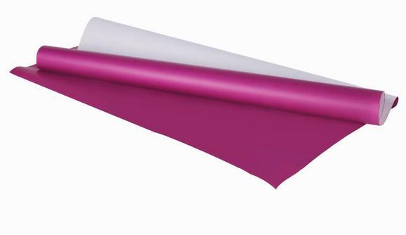 Geschenkspapier Fuchsia - Pink, Papier (70/200cm) - Mömax modern living