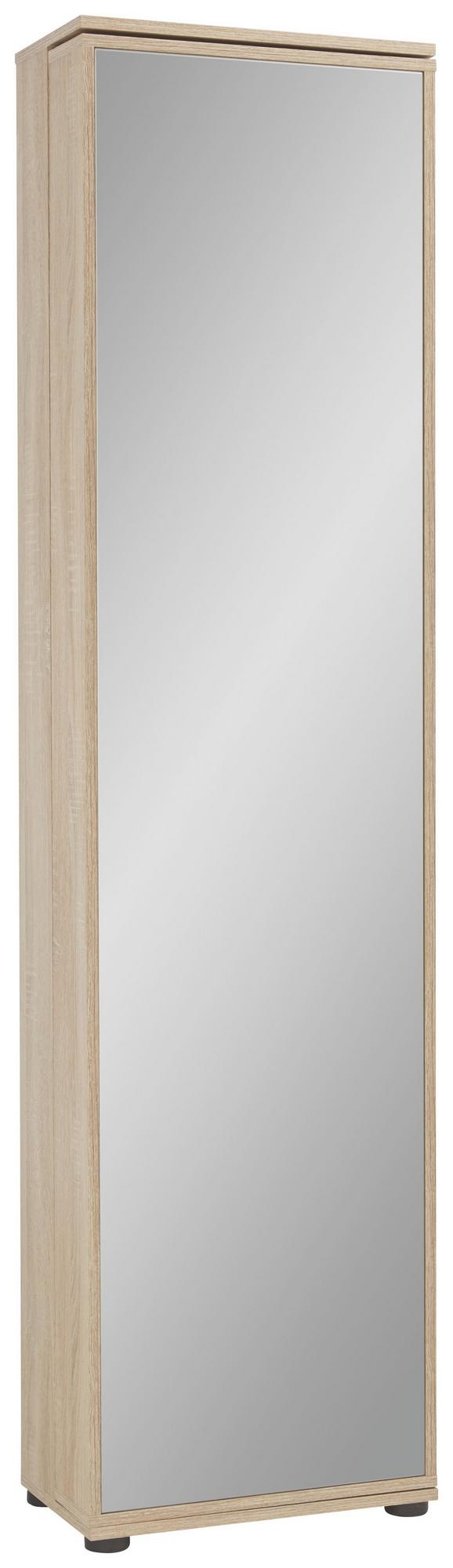 Omara Za Čevlje Penny 8 Hrast - bukev/wenge, leseni material/les (47/190/29cm)