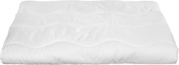 Einziehdecke Zilly, ca. 135-140x200cm - Weiß, Textil (140/200cm) - MÖMAX modern living