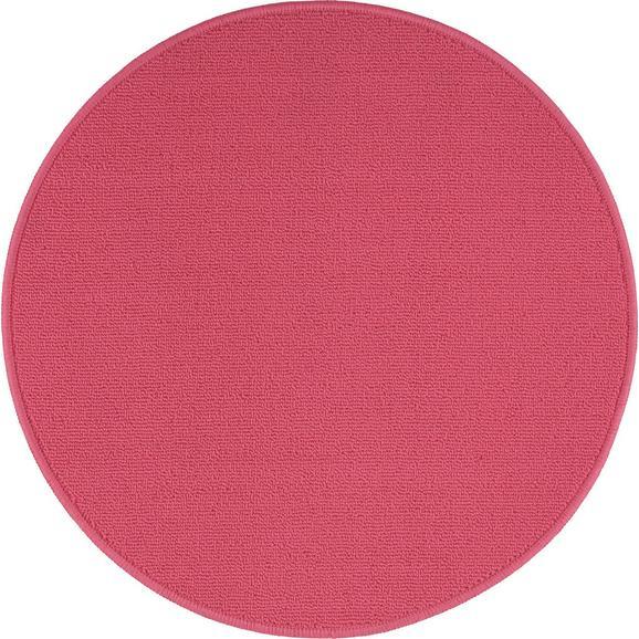 teppich eton rosa d 90cm online kaufen m max. Black Bedroom Furniture Sets. Home Design Ideas