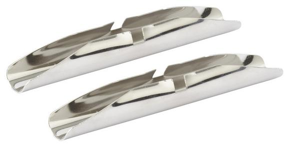 Vezni Element Palic Leo - srebrna, kovina (1.5/10cm) - Mömax modern living