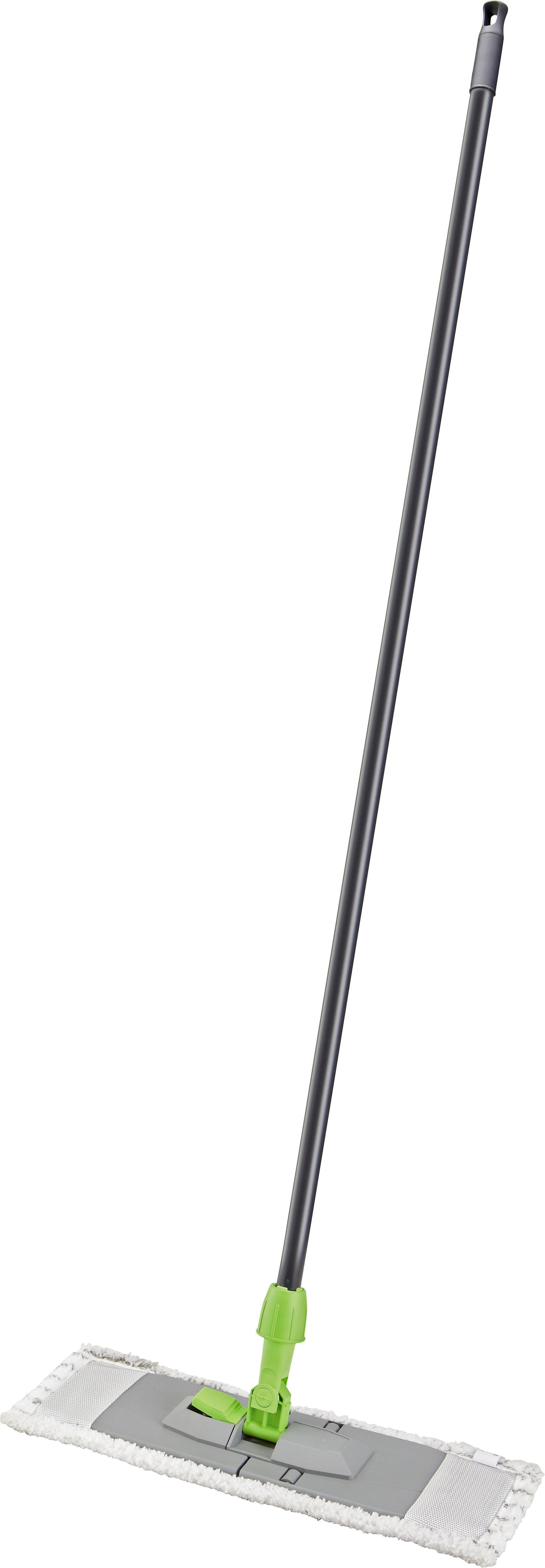 Čistilec Tal 82242 - zelena/antracit, kovina/umetna masa (138/15/44cm) - MÖMAX modern living