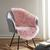 Fell Romy ca.60x95cm - Rosa, MODERN, Textil (60/95cm) - Mömax modern living