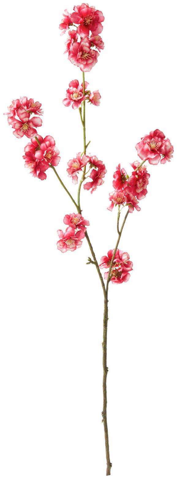 Kunstpflanze Ellie Pink - ROMANTIK / LANDHAUS, Kunststoff/Textil (79cm)
