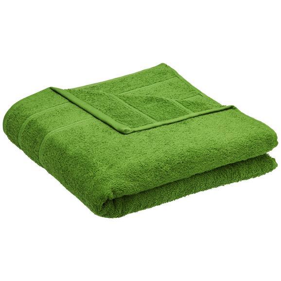 Fürdőlepedő Melanie 70/140 - Zöld, Textil (70/140cm) - Mömax modern living