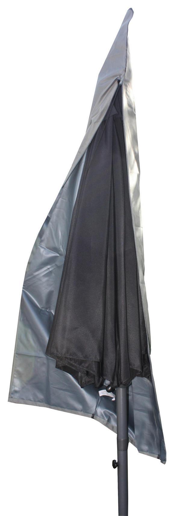 Schirmhülle Cover in Grau - Grau, Textil (30-50/170/cm) - Mömax modern living