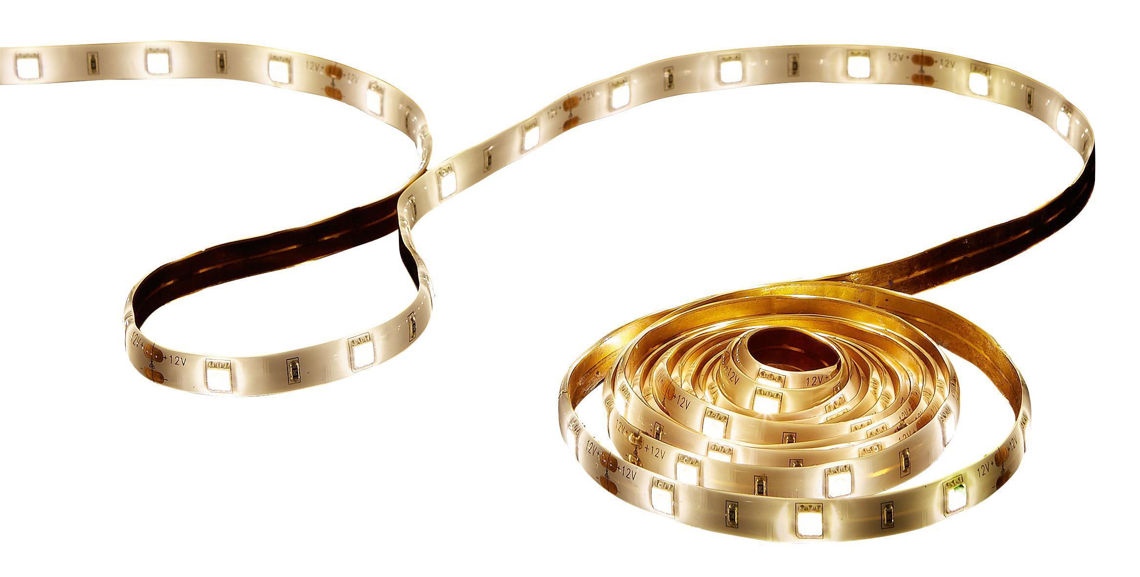LED-Dekoleuchte Xaver, max. 18 Watt - Kunststoff (300/1/0,3cm) - MÖMAX modern living