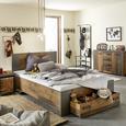 Lenjerie De Pat Belinda - gri deschis/gri, textil (140/200cm) - Premium Living