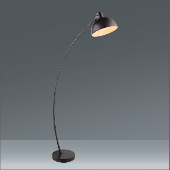 Stoječa Svetilka Recife - črna, Trendi, kovina (25/150cm) - Mömax modern living