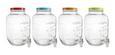 Getränkespender Tina aus Glas - Türkis/Klar, Glas/Kunststoff (14,5/26cm) - Mömax modern living
