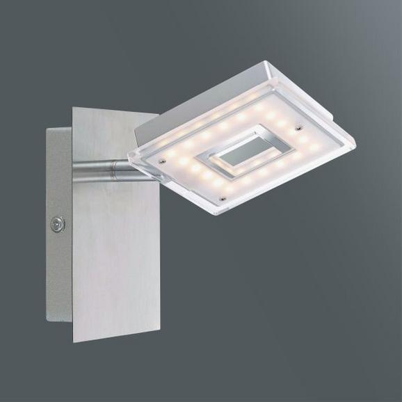 Strahler Kerstin, max. 4,2 Watt - KONVENTIONELL, Kunststoff/Metall (9/15/13cm) - MÖMAX modern living