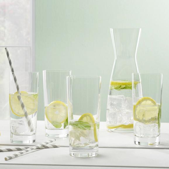 Gläserset mit Karaffe Spiegelau 5 Tlg - Klar, MODERN, Glas - SPIEGELAU