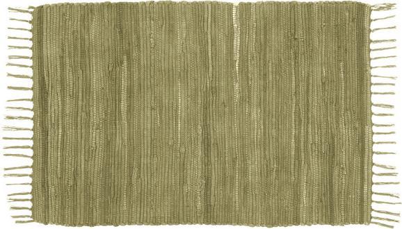 Rongyszőnyeg Julia - Barna, konvencionális, Textil (70/130cm) - Mömax modern living