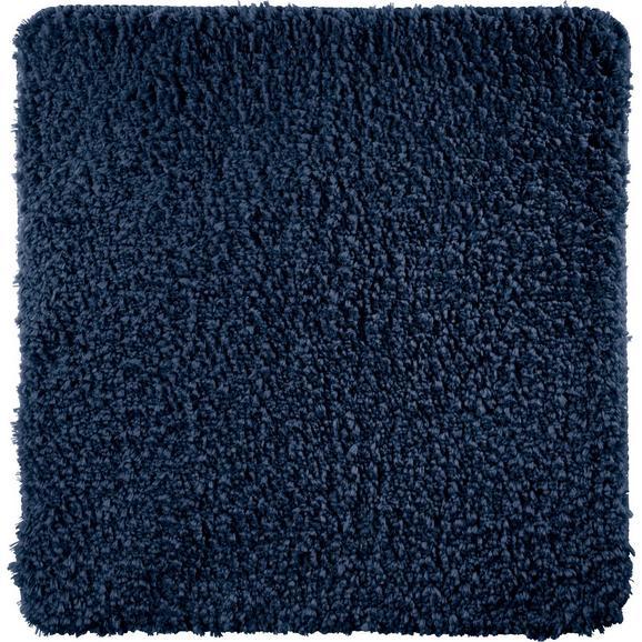 Badematte Christina Blau 50x50cm - Blau, Textil (50/50cm) - Mömax modern living