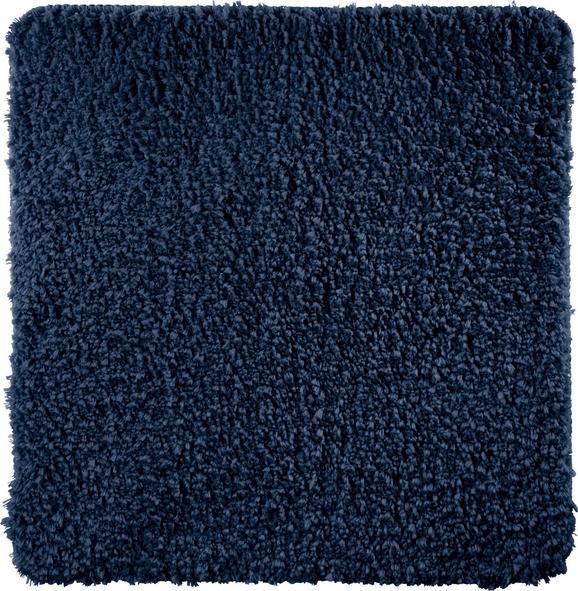 Badematte Christina Blau - Blau, Textil (50/50cm) - Mömax modern living