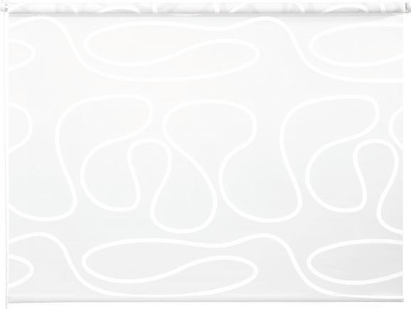Roló Move - Fehér, konvencionális, Textil (120/160cm) - Mömax modern living