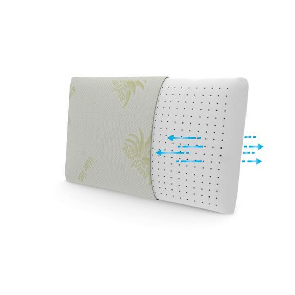 Pernă Memo Latex - Basics (62/39cm)
