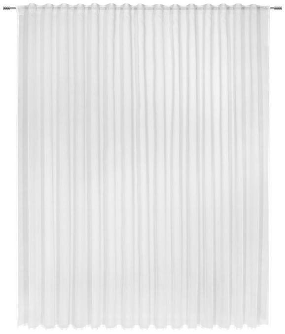 Fertigstore Leo in Offwhite, ca. 450x255cm - Naturfarben, KONVENTIONELL, Textil (450/255cm) - Premium Living